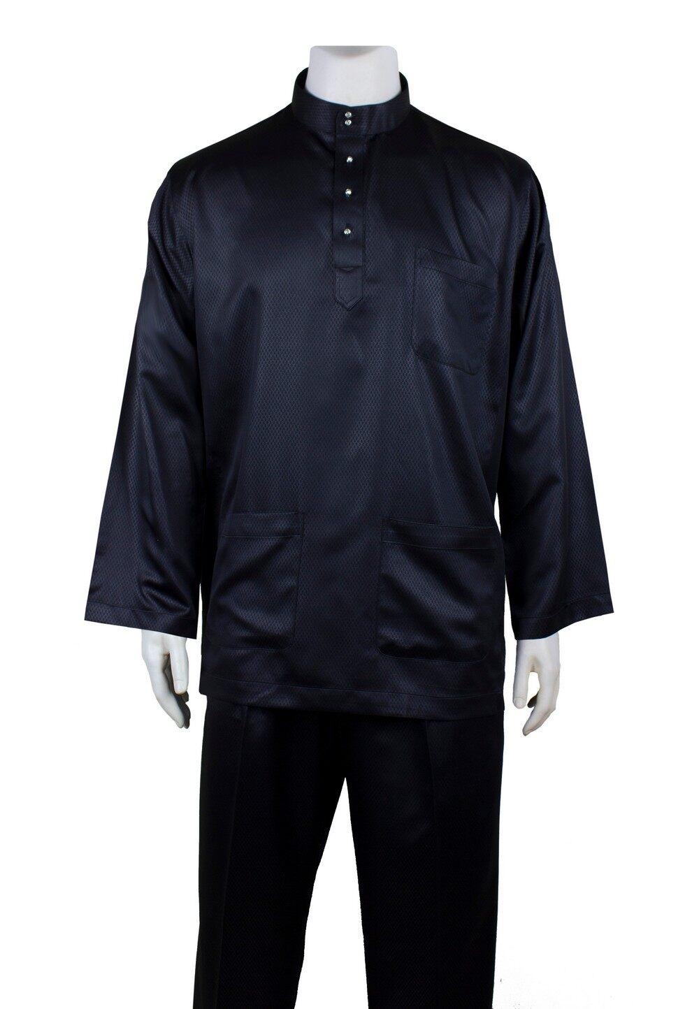 Baju Melayu Tradisional Black (80635NSL)
