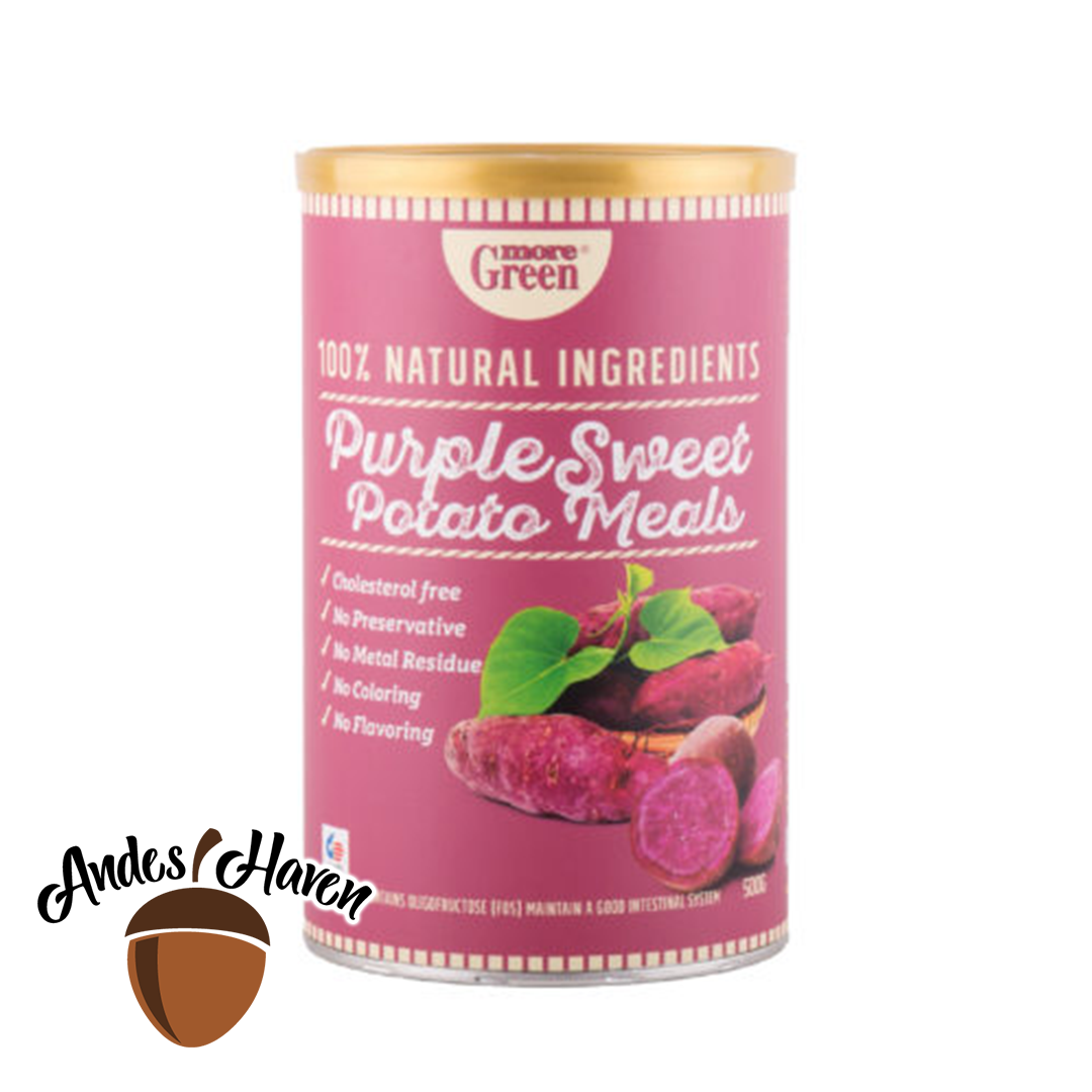 【More Green】Purple Sweet Potato Meals - 500g