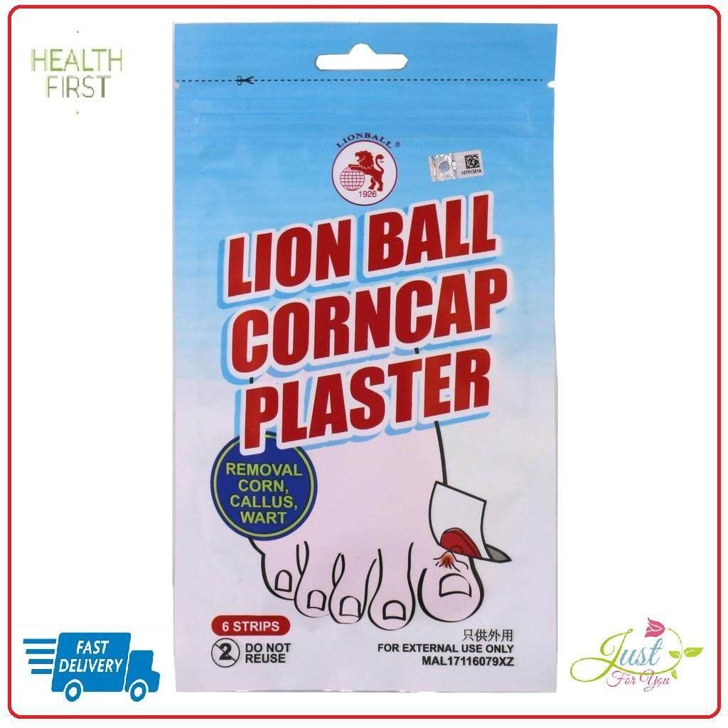 LionBall CornCap Plaster x 1pkt exp date 12/2022