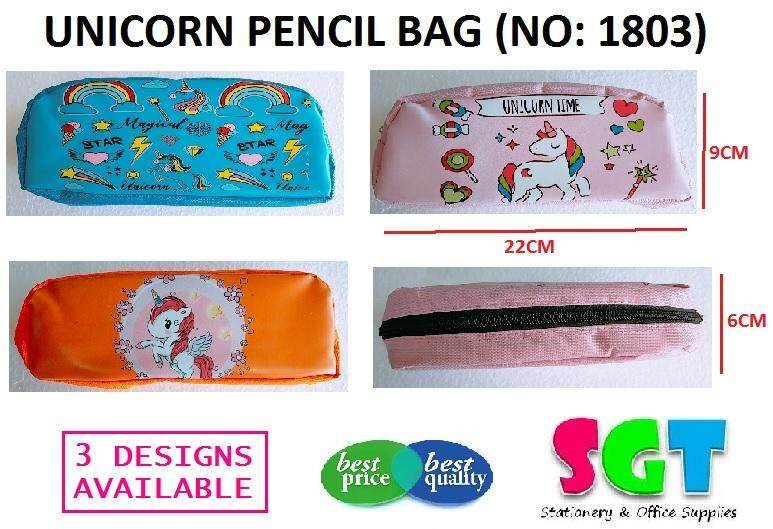 UNICORN Pencil Bag (No:1803)