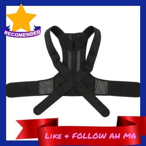 Best Selling Posture Corrector for Men Women and Kids Back Brace Adjustable Straps Shoulder Support Trainer (4)