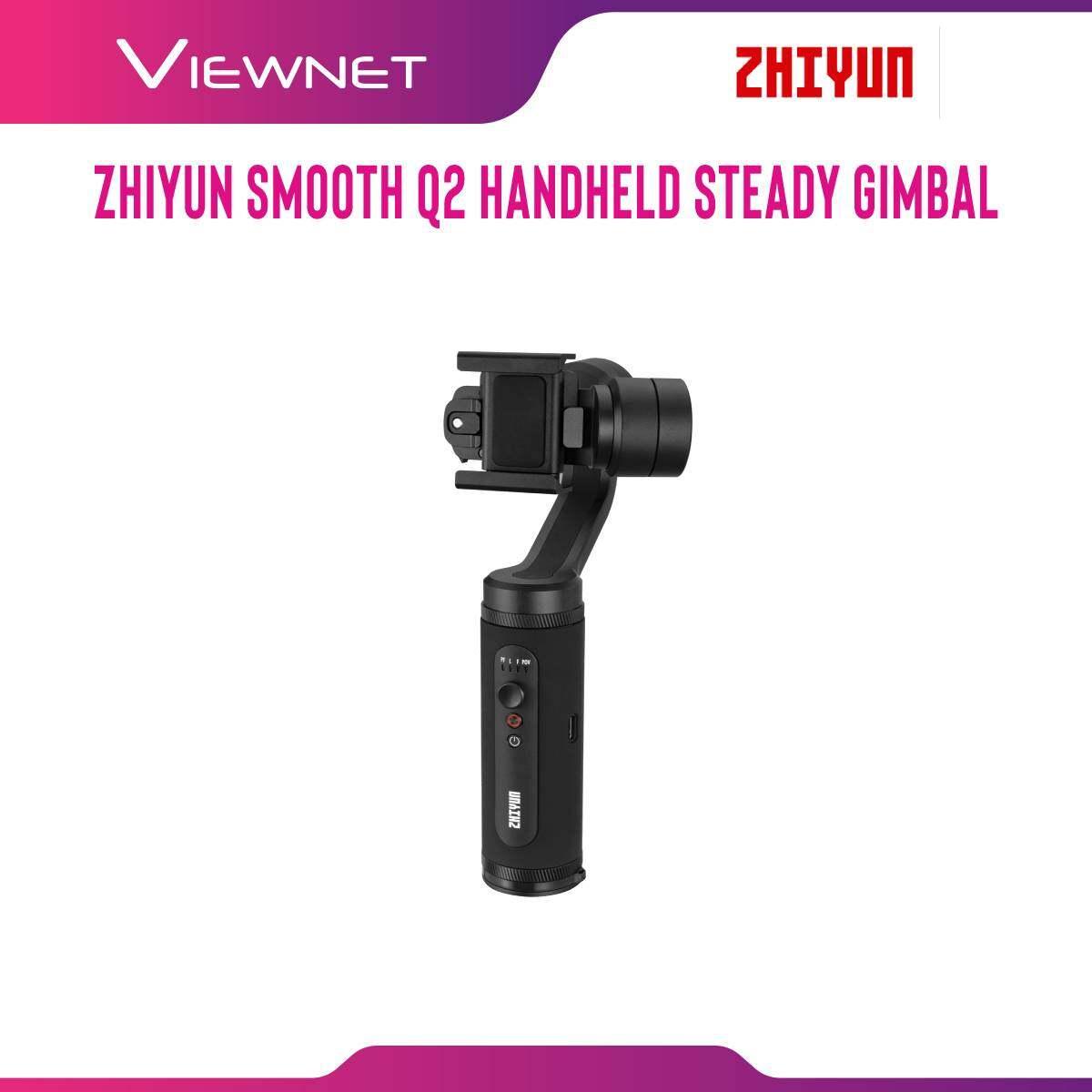 ZHIYUN SMOOTH Q2 HANDHELD STEADY GIMBAL