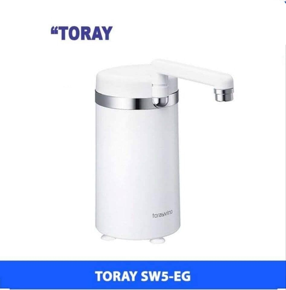Toray Torayvino SW5 EG Counter Top Water Purifier