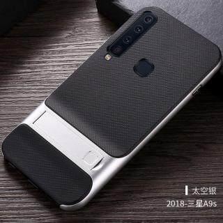 Dành Cho Samsung Galaxy A9 2018 Ốp TPU Chống Sốc + Ốp Bảo Vệ Đứng Khung PC 6.3 Inch thumbnail