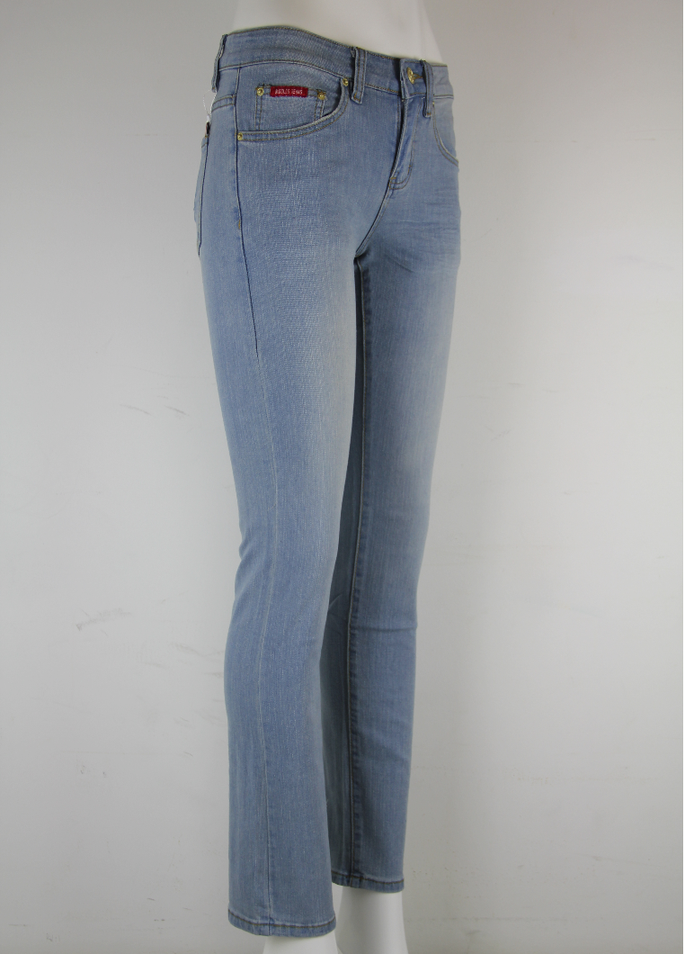 GOGGLES Ladies Denim Jeans Regular Fit Light Blue 100360
