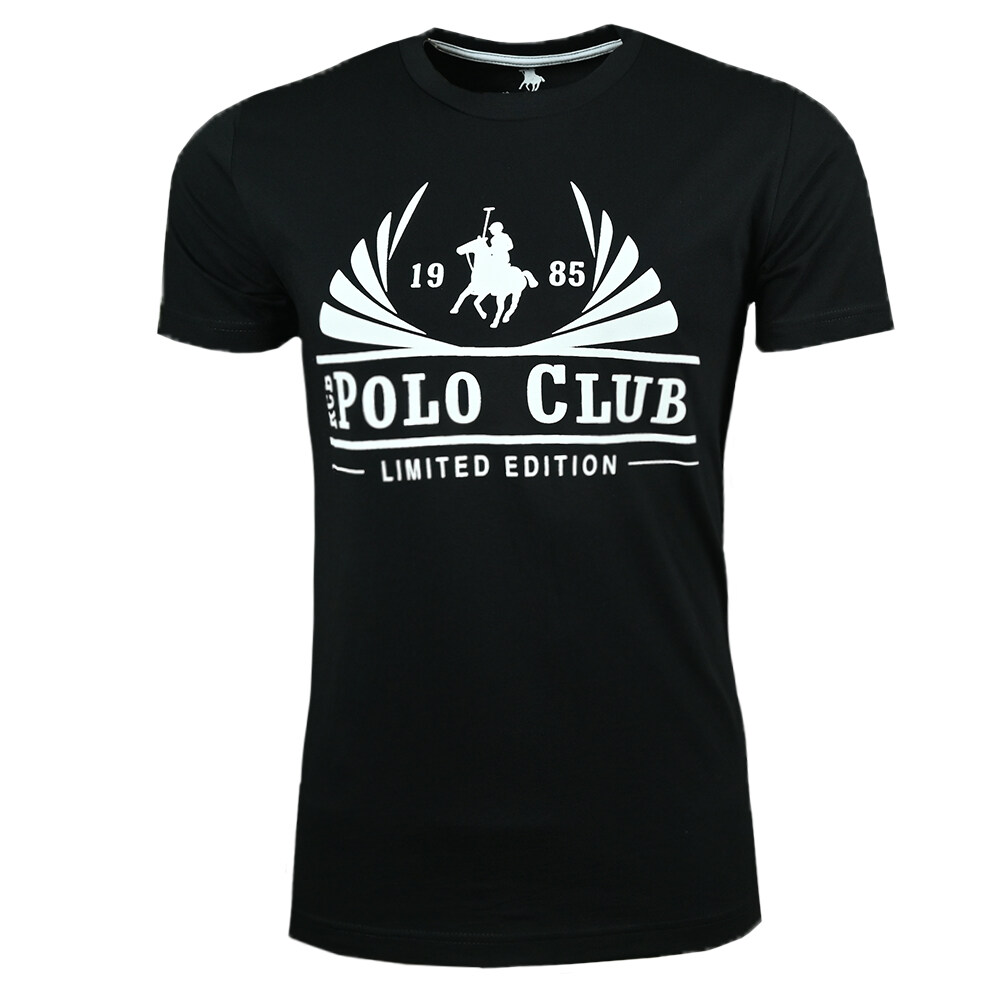 RCB POLO CLUB MEN ROUND NECK TEE RMRN11183-BB 00Q