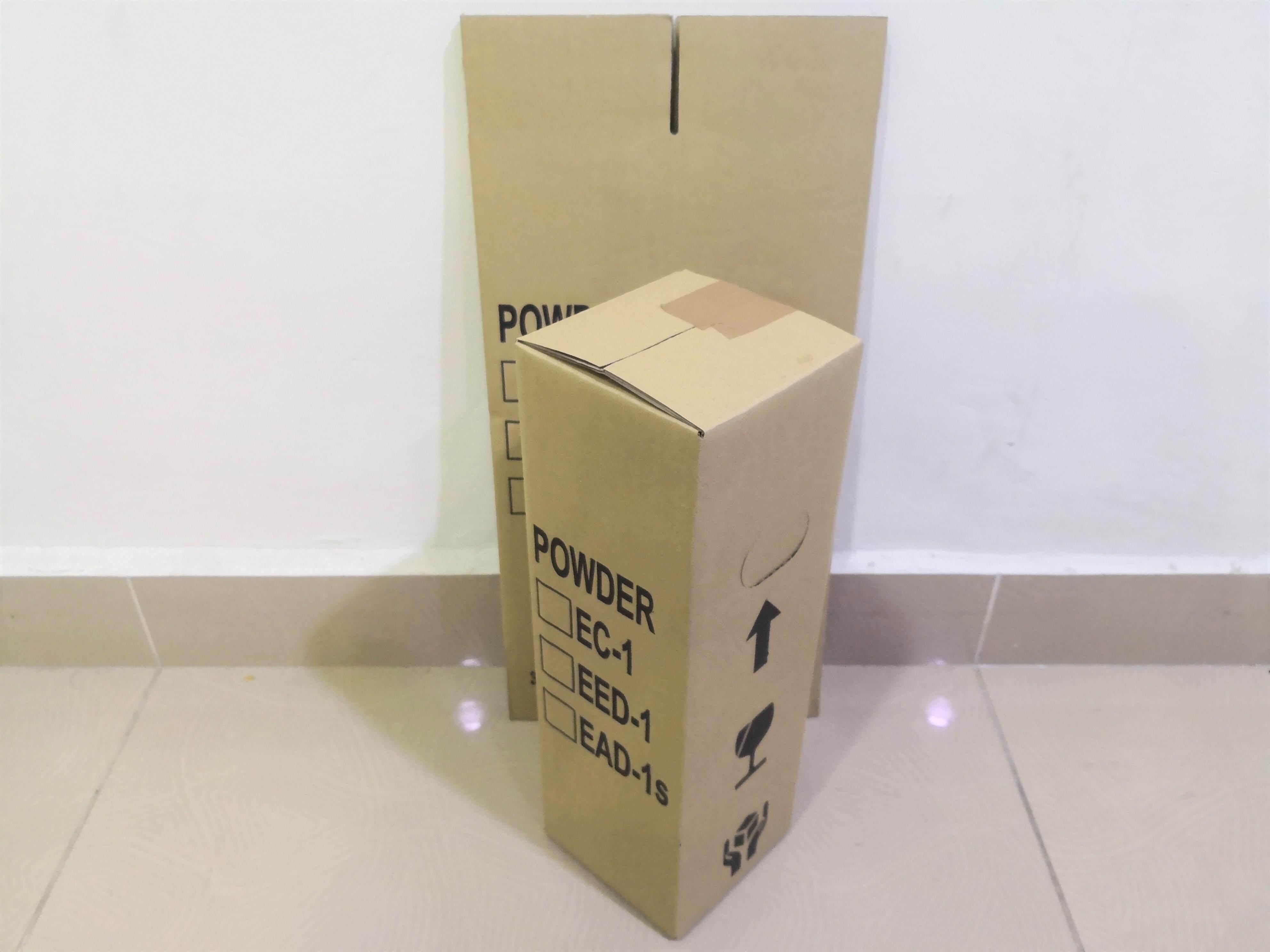 20pcs Printed Carton Boxes (L108 X W108 X H336mm)