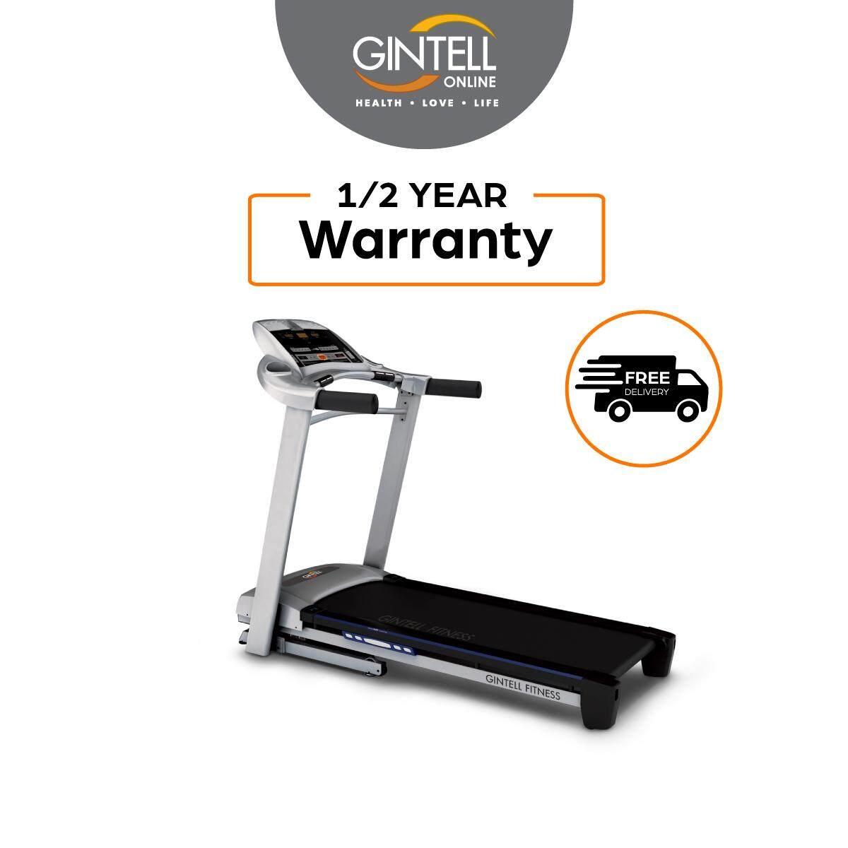 GINTELL FT3 Plus CyberAIR Plus Treadmill (Showroom Unit)