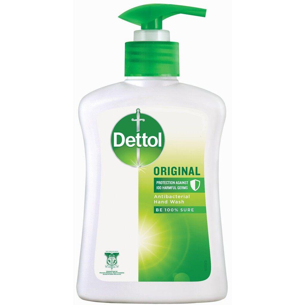 Dettol Antibacterial Hand Wash 250g
