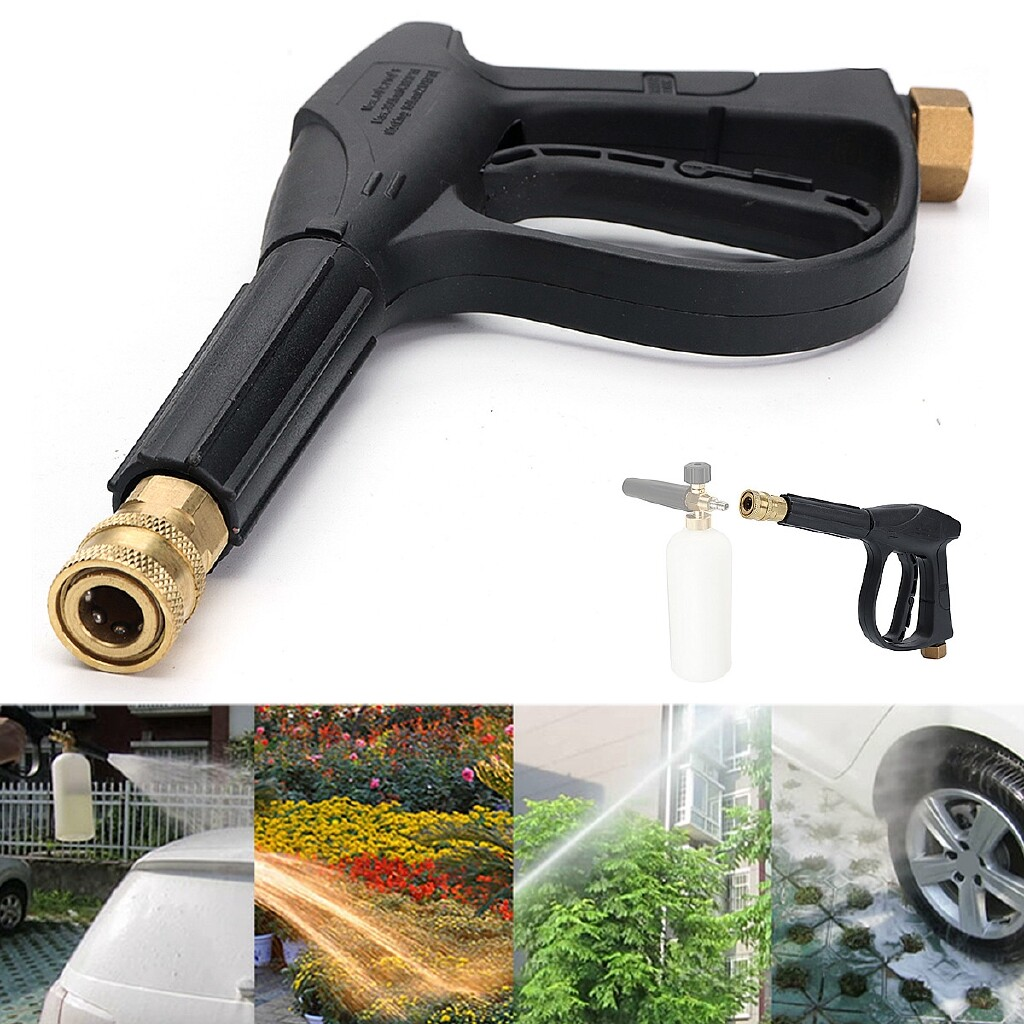 Automotive Tools & Equipment - 1/4'' Washer Washing Cleaning Tool Water Washer Sprayer Connect High For Car - Car Replacement Parts