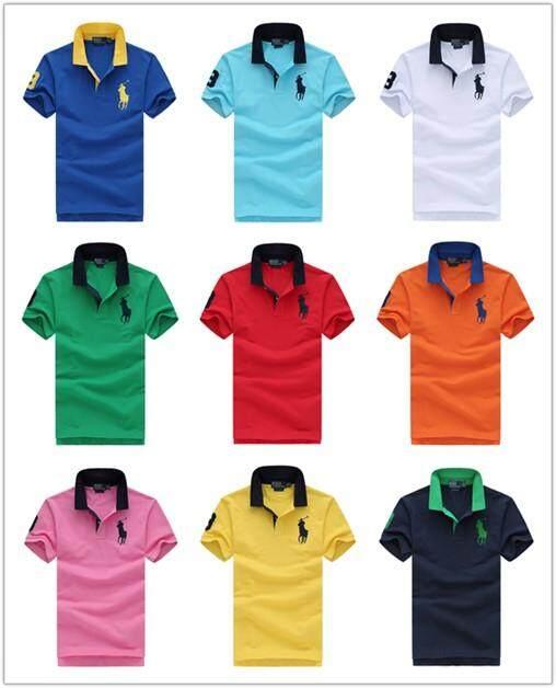 Áo Chơi Golf Sọc Polo Ralph Laurens Thời Trang Cotton Chính Hãng Hàng Mới Về, Áo Phông Nam Spot Áo Sơ Mi Nam Ngắn Tay Cho Nam Thời Trang Áo Sơ Mi Áo Sơ Mi Nam Dáng Ôm Ngắn Tay