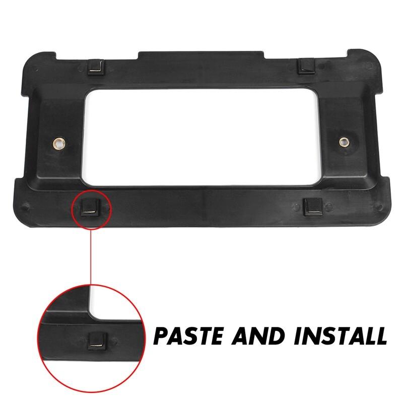 Automotive Tools & Equipment - Plate License Holder Bracket Mount Frame For BMW 330i 535i 120i - Car Replacement Parts
