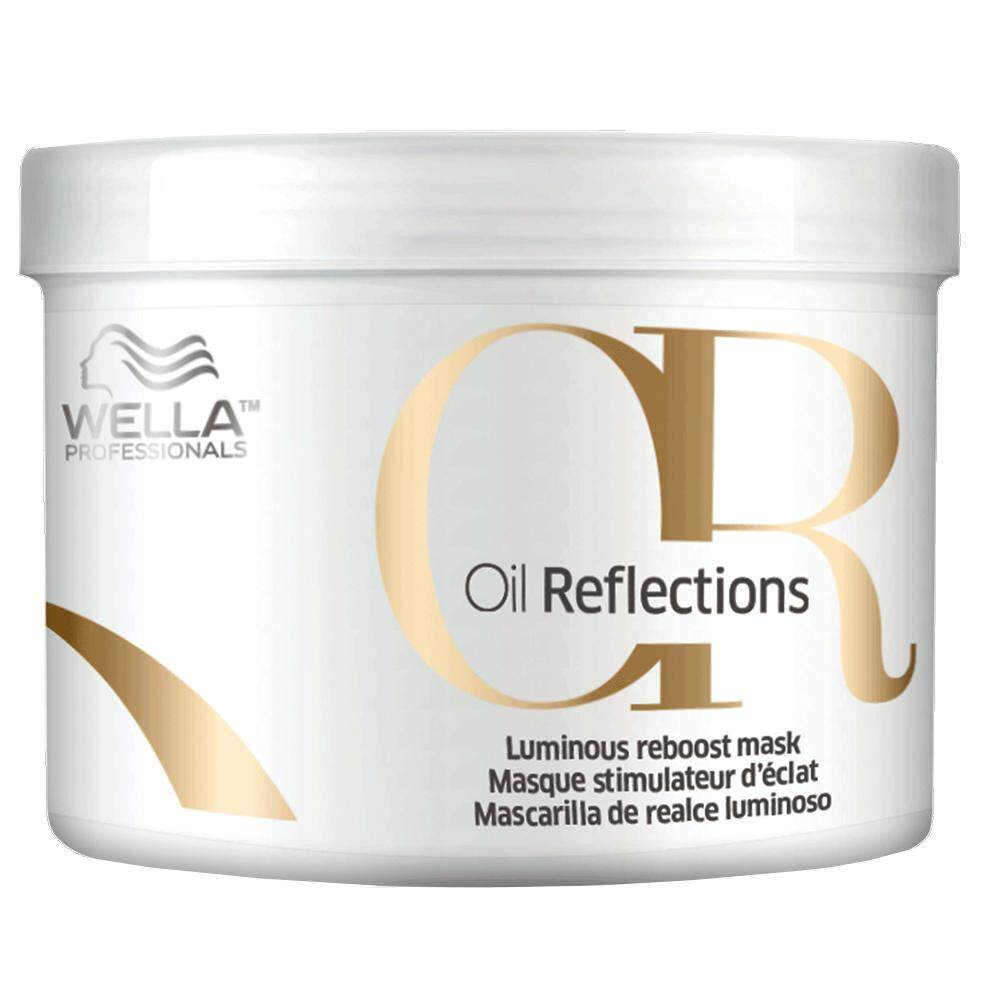 Wella Oil Reflections Luminous Reboost Mask 500ml