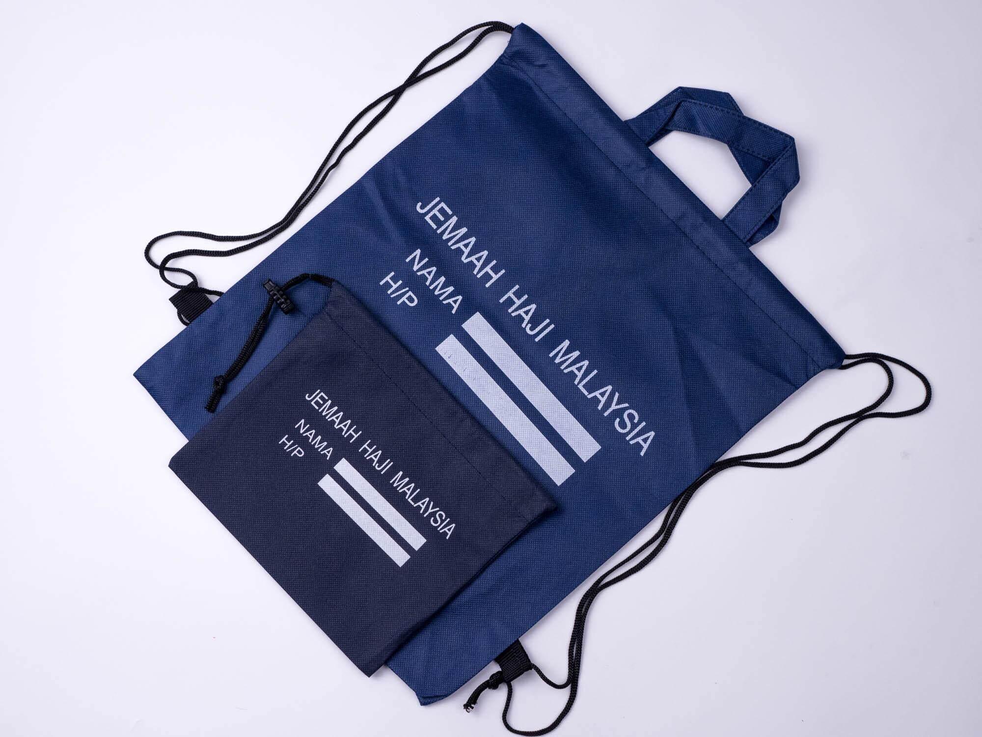 Uncang Kasut (Bag Kasut) Uncang Batu Untuk Haji & Umrah