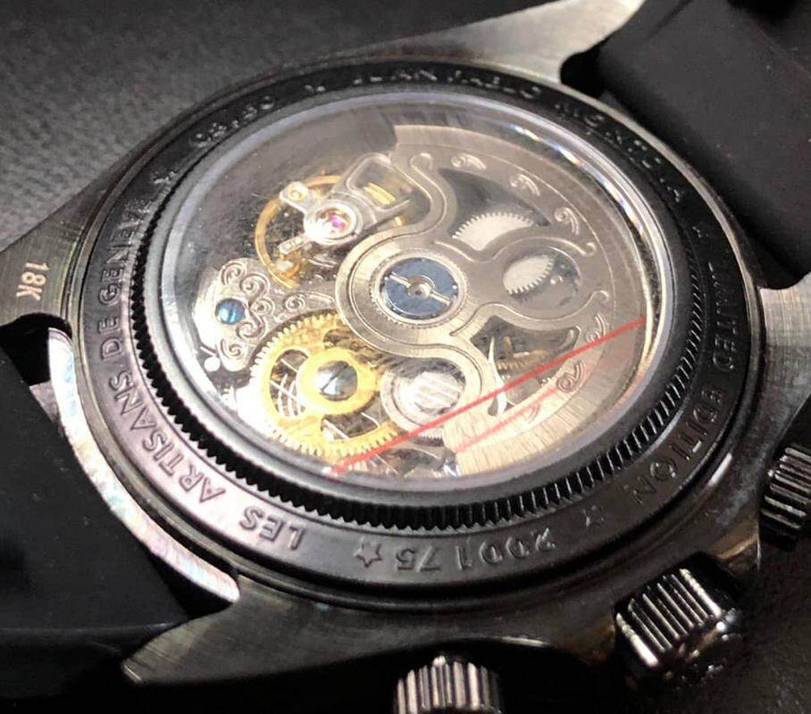 NEW BUSINESS_ROLEX_DAYTONA_AUTOMATIC MEN WATCH CRYSTALL GLASS FULLY CHRONOGRAPH FULLY STAINLESS STEEL STRIP NEW Ready Stcok FAST DELEVERY GURRENTED PRICE