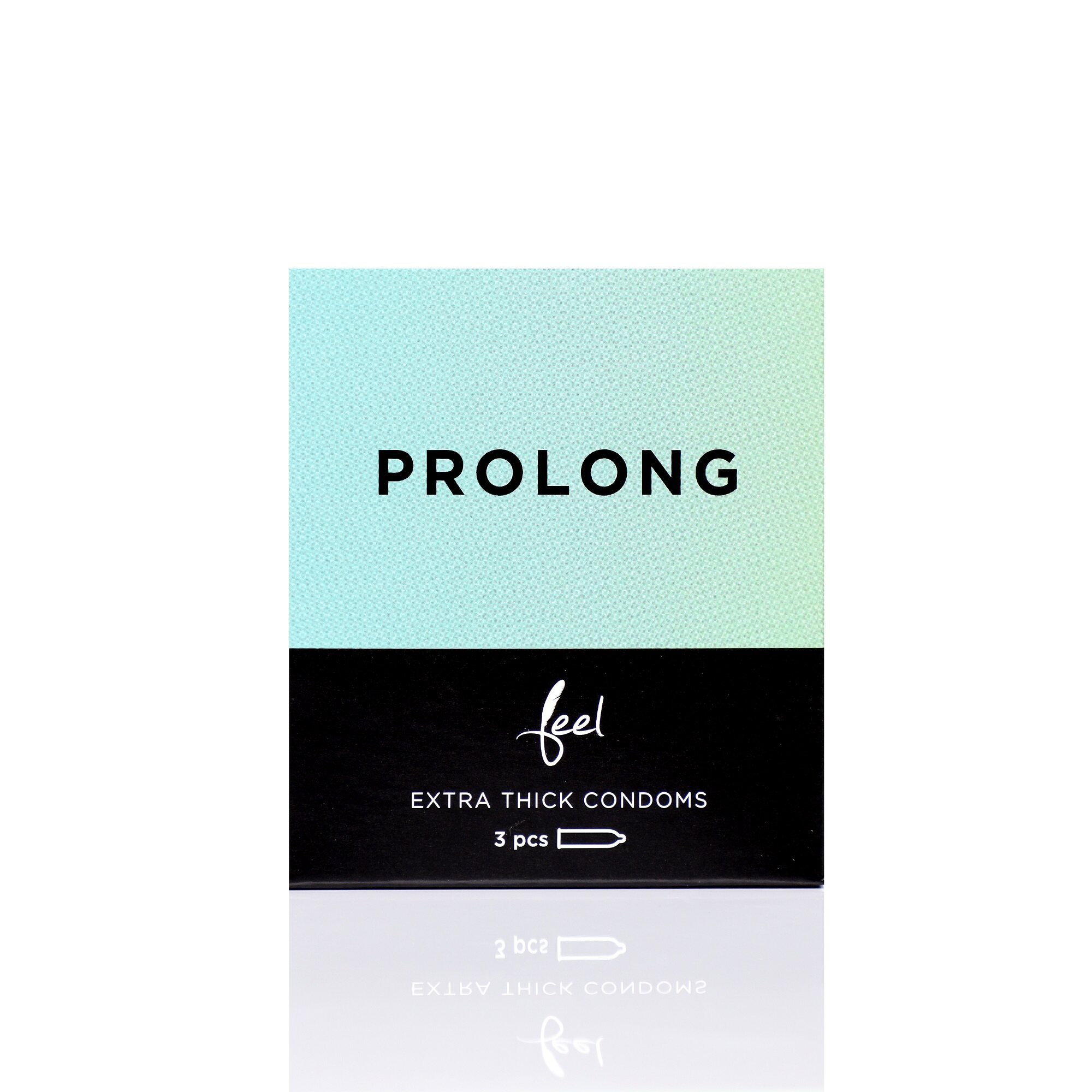 Nulatex Feel Prolong Extra Thick Condoms 3pcs