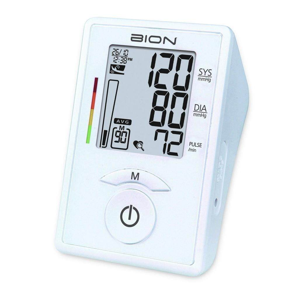 BION Automatic Upper Arm Blood Pressure Monitor