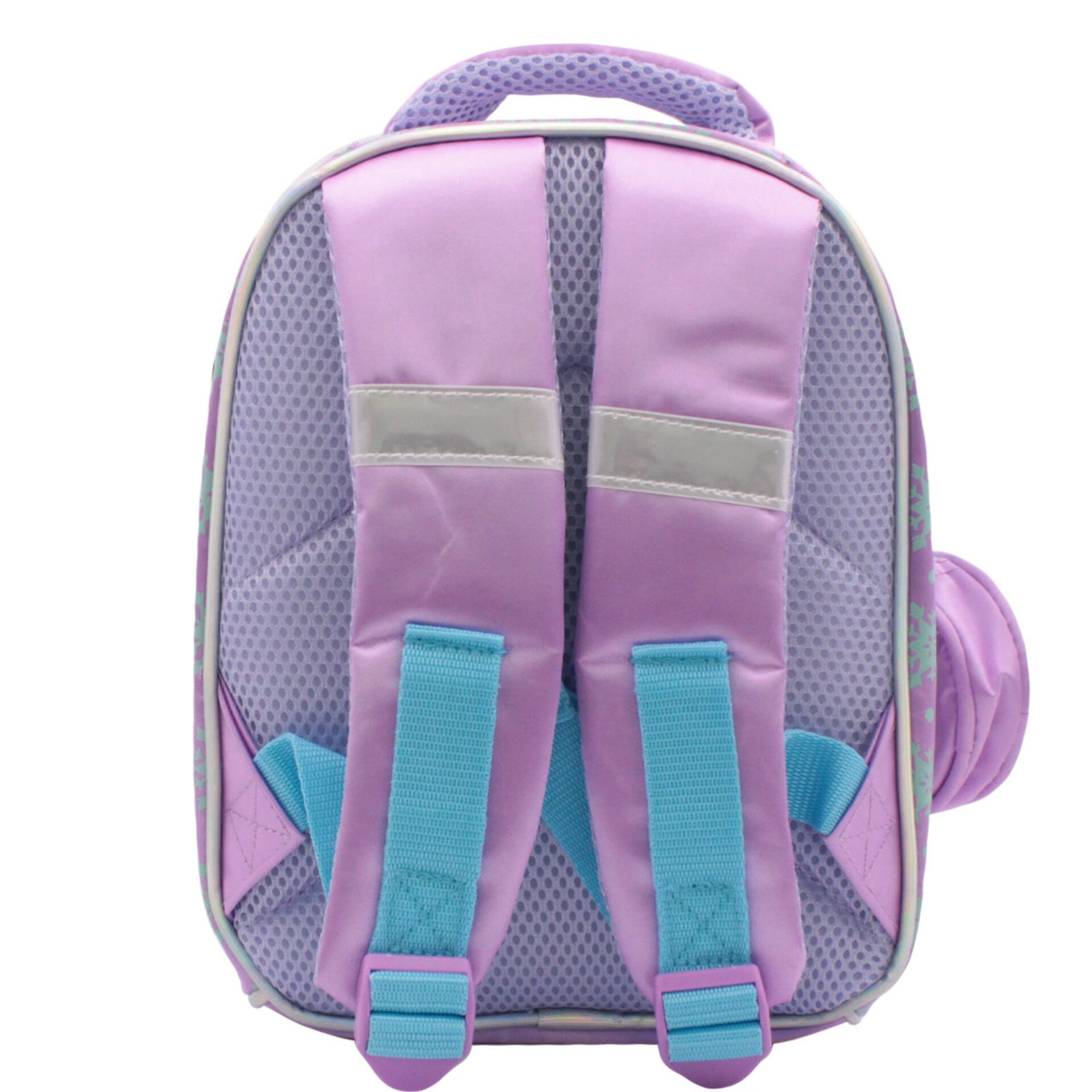 Disney Frozen 2 Princess Elsa & Anna 10 Inch School Backpack with Small Purse (Age 4 & Above)