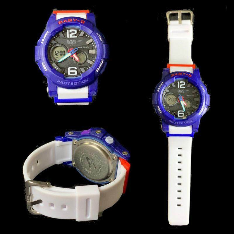 New_Baby_G_BGA_185_&_5600 Special Promo For Ladies Ready Stock Fast Delevery Gurrented Cheap Price With Free Gift Box For More Products Follow us