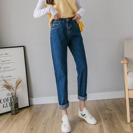 (Pre Order ETA 21/4) JYS Fashion Korean Style Women Jeans Pant Collection 538 - 8624