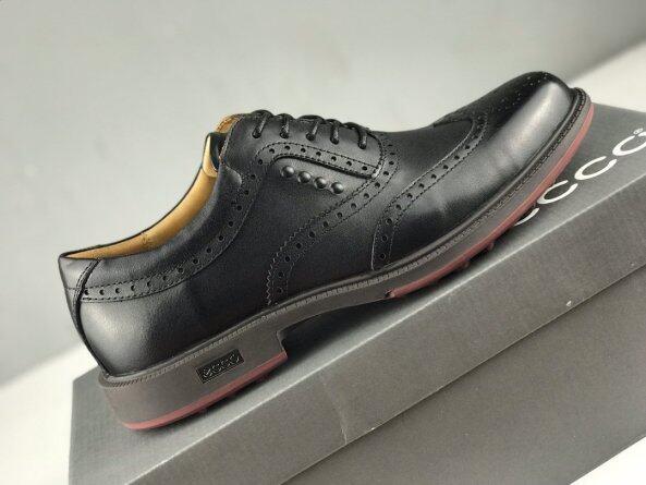 Giày Nam Ngoại Thương Giày Da Nam Giày Da Golf Giày Chơi Golf Đuôi Đơn Chống Nước Cố Định Đinh Chống Trượt Thể Thao Giày Nam giá rẻ