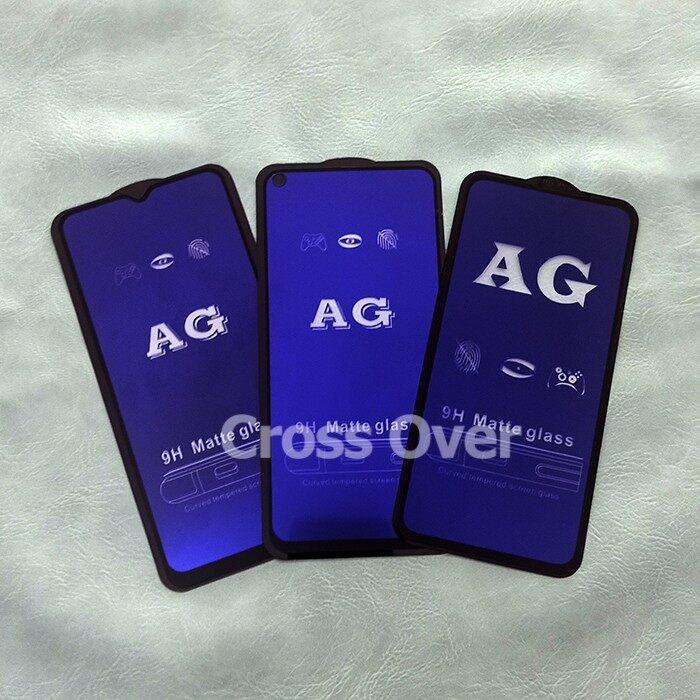 Huawei Nova 2i 2lite 3 3i 4 4e 5T 7 7se 7i Matte BLUERAY Anti Bluelight Full Screen Tempered Glass