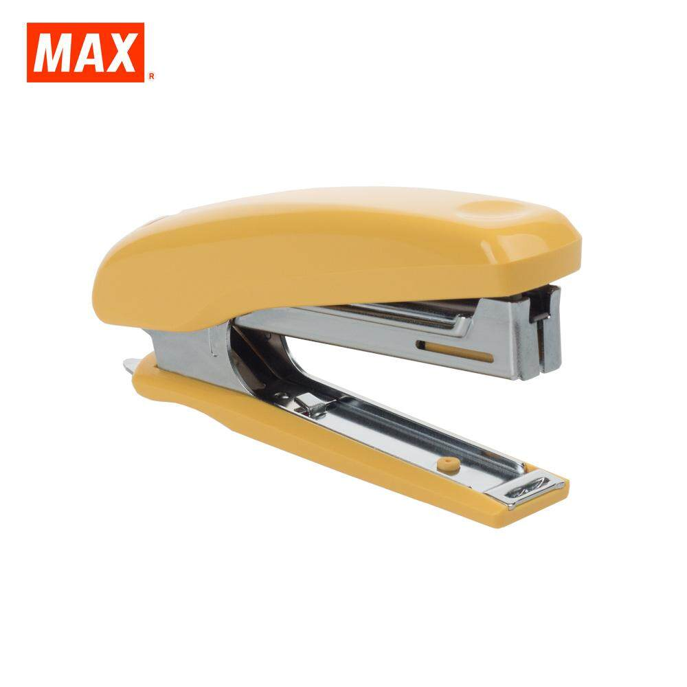 MAX HD-10D Stapler (YELLOW)