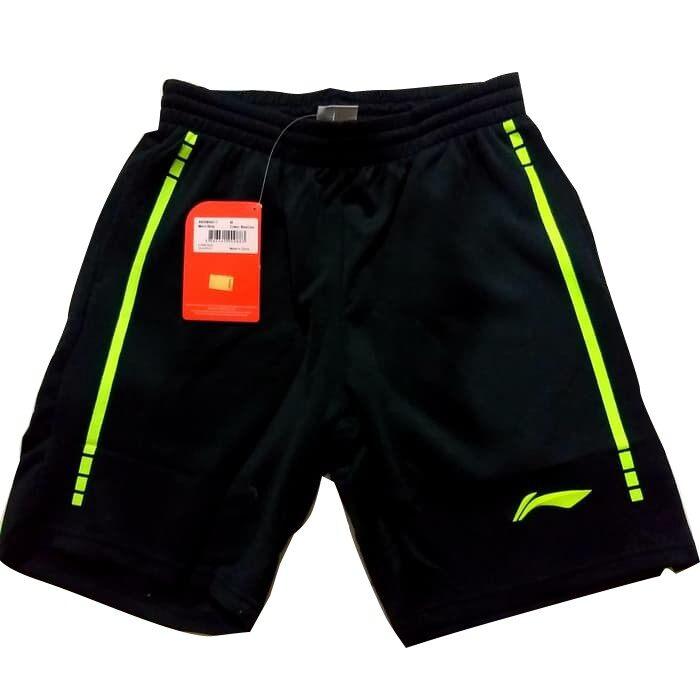Li-Ning Men's Badminton Shorts AKSM487