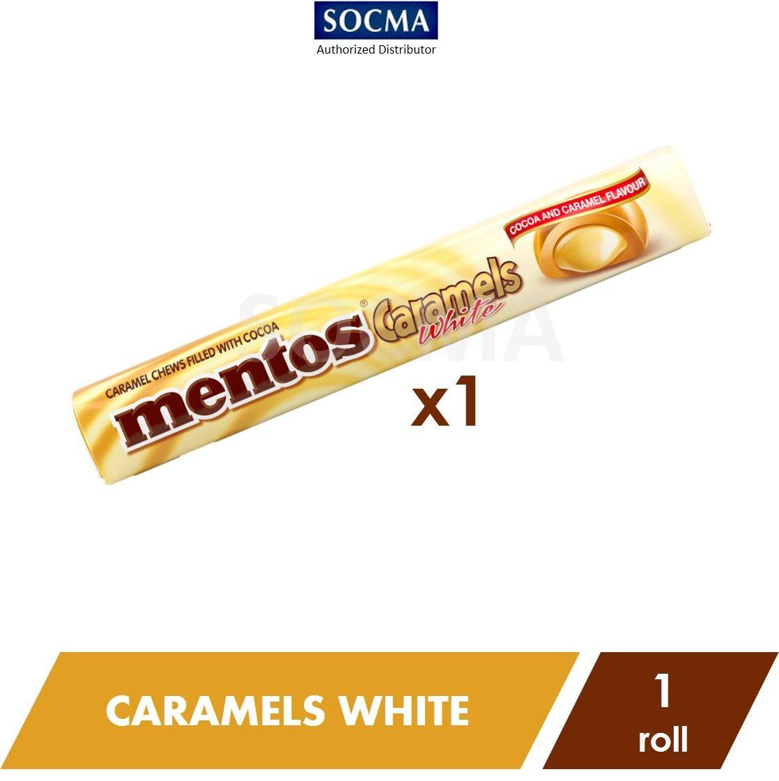 Mentos Caramel White 37G [1]