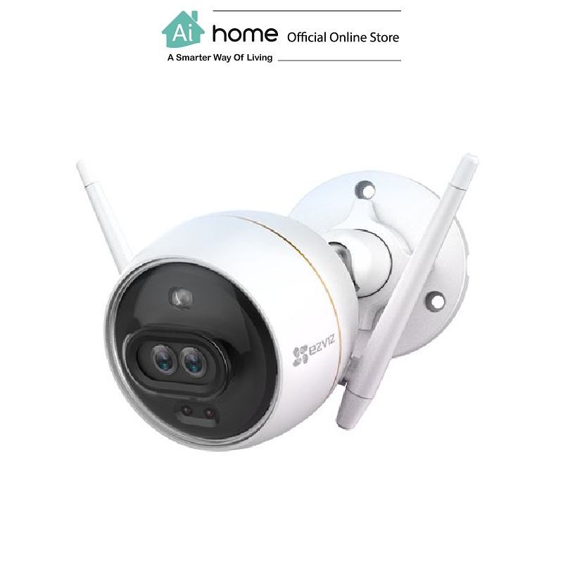 EZVIZ Smart (Wifi CCTV) Security Camera C3X with 1 Year Malaysia Warranty [ Ai Home ]