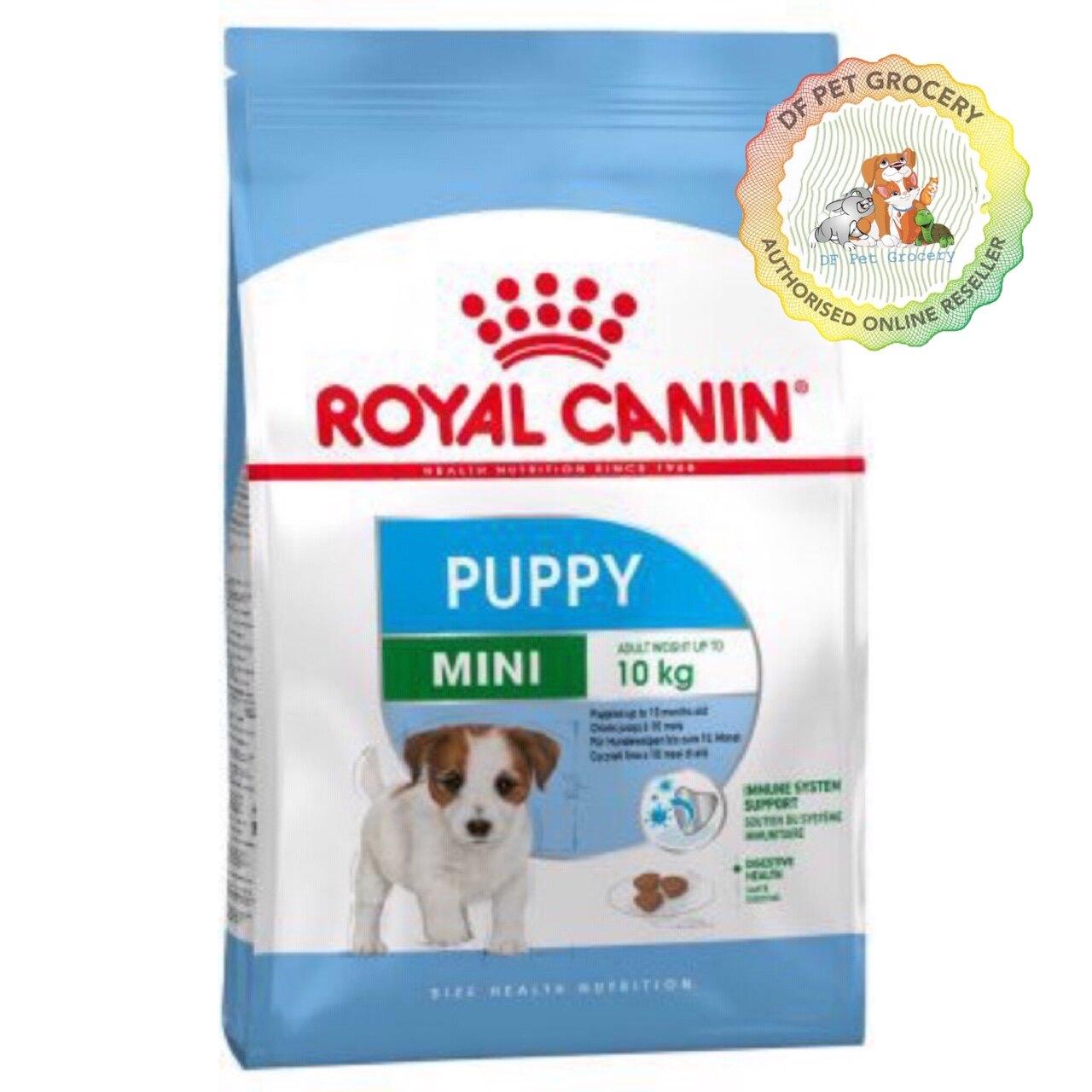 Royal Canin Mini Puppy 4kg - Royal Canin Puppy Food