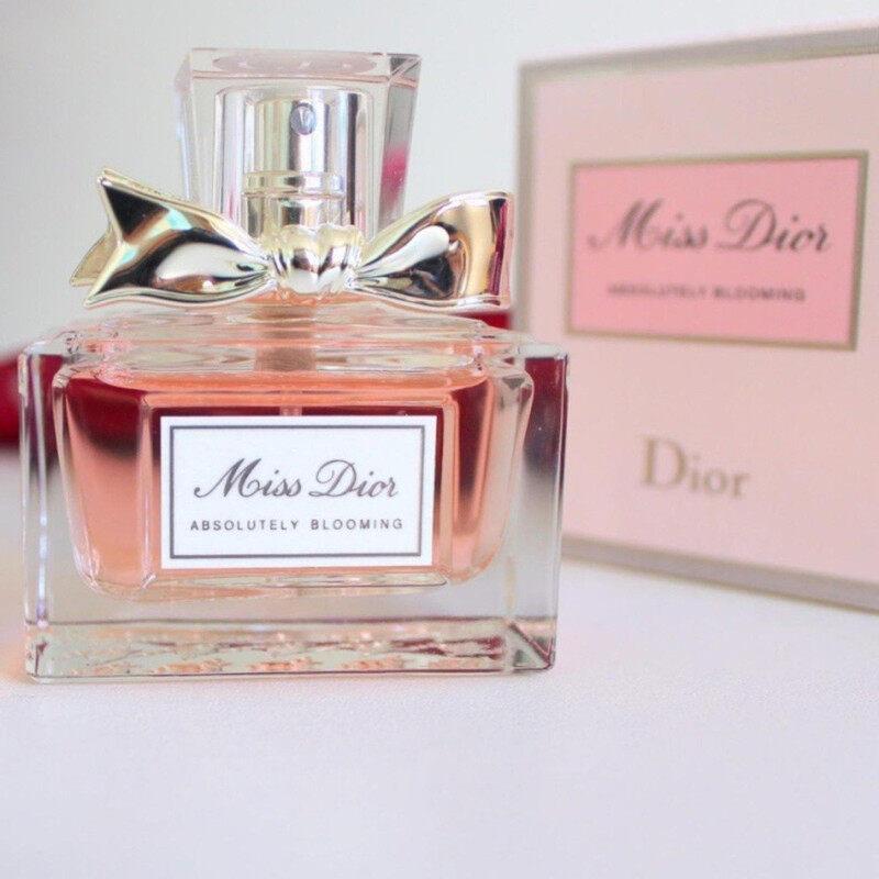 Ori Box HQ Miss_Dl0r_Absolutely Blooming Eau De Parfum For Women 100ml