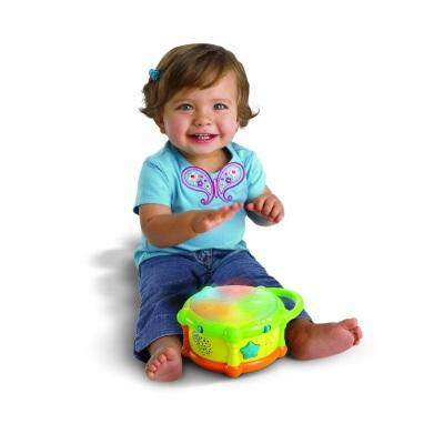 Leap Frog Learn & Groove - Color Play Drum toys education
