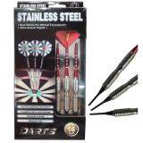 16G Stainless Steel Soft Tip Dart Set With Case