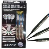18G Steel Soft Tip Dart Set With Case