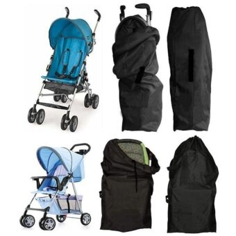 1Pc High Quality Baby Stroller Oxford Cloth Bag Buggy Travel CoverCase  Umbrella Trolley Cover Bag Stroller 926dfad931