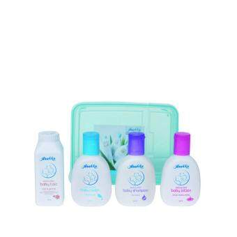ANAKKU Toiletries Set 50ml