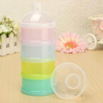... Pumpee Stylist Milk Container 3 Layer. Source · Bellamall:Practical Baby Feeding Supplies 4 Layers Milk Powder Formula Dispenser Travel Kids Baby Infant