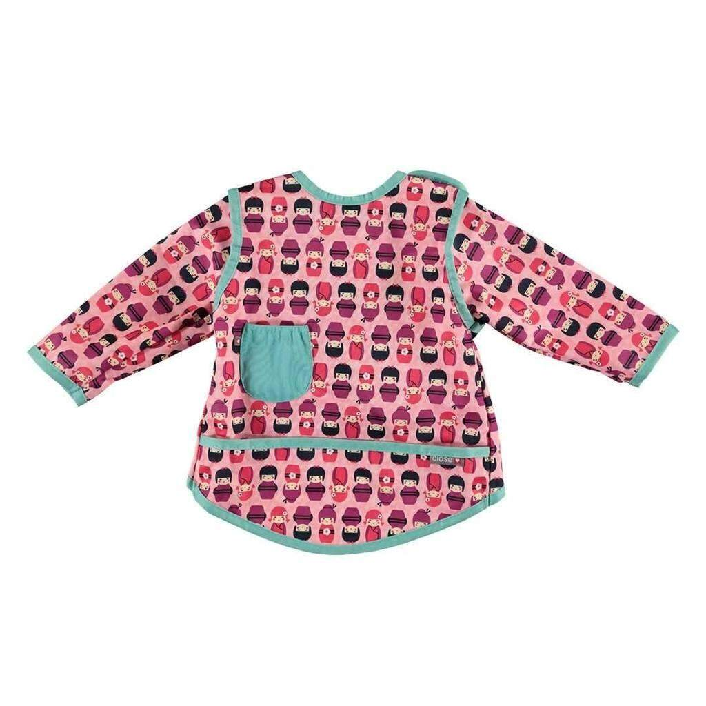[CLOSE PARENT] Pop-in Bib Stage 3 Kokeshi Doll (for 6 to 18 months)
