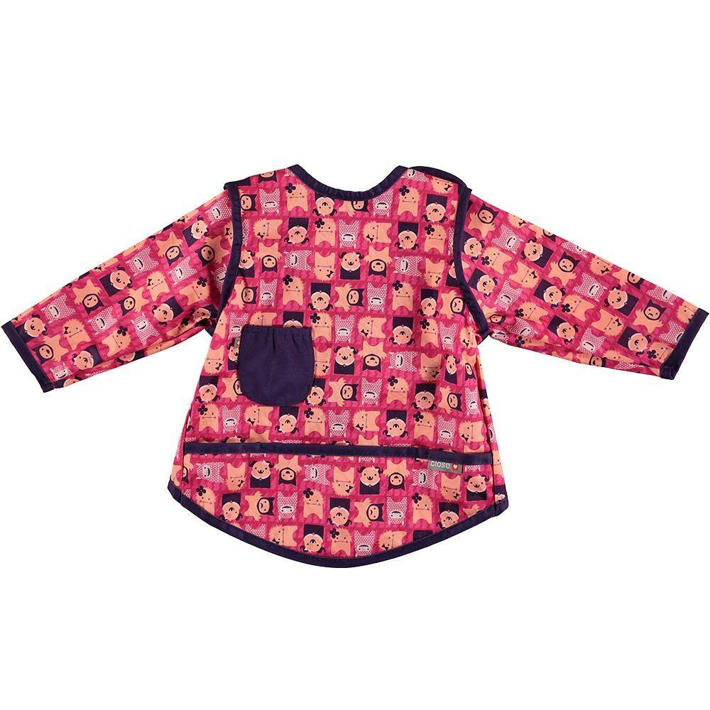 [CLOSE PARENT] Pop-in Bib Stage 3 Monster Edie (for 6 to 18 months)