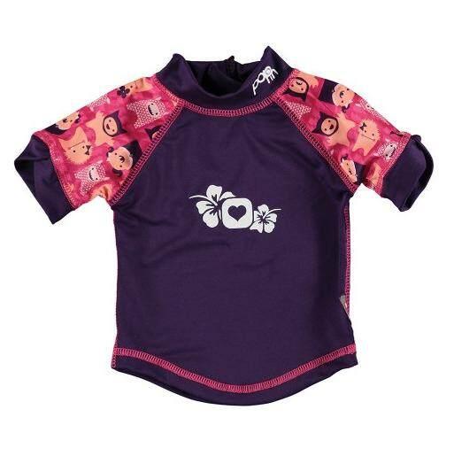 [CLOSE PARENT] Rash Vest - Monster Edie (sized M - 12 to 18 months)