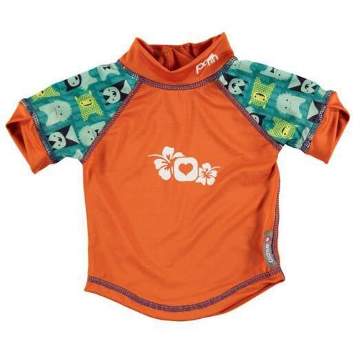 [CLOSE PARENT] Rash Vest - Monster Herman (sized XL - 2-3 years)
