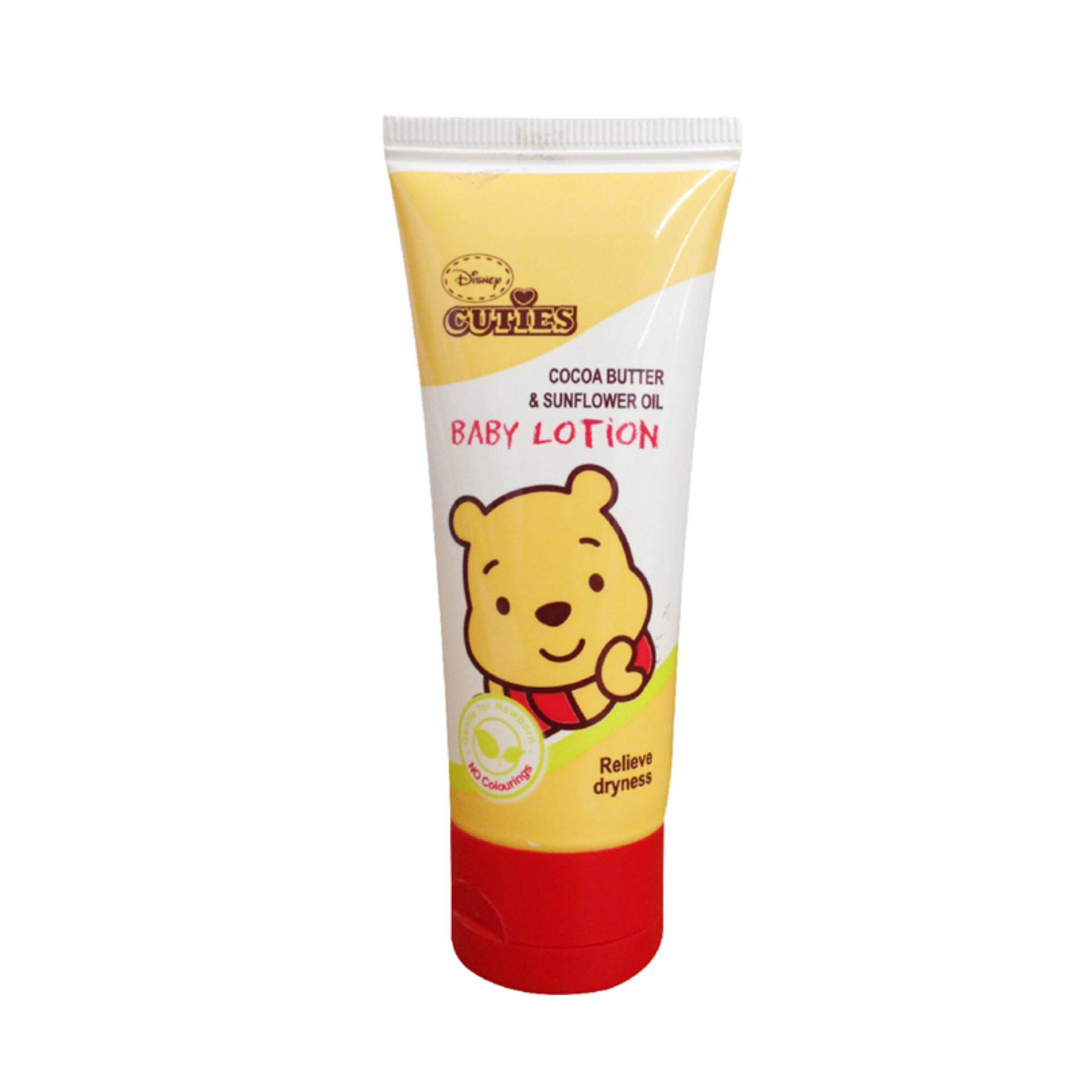 Disney Cuties Baby Lotion 50ML - Cocoa Butter & Sunflower Oil