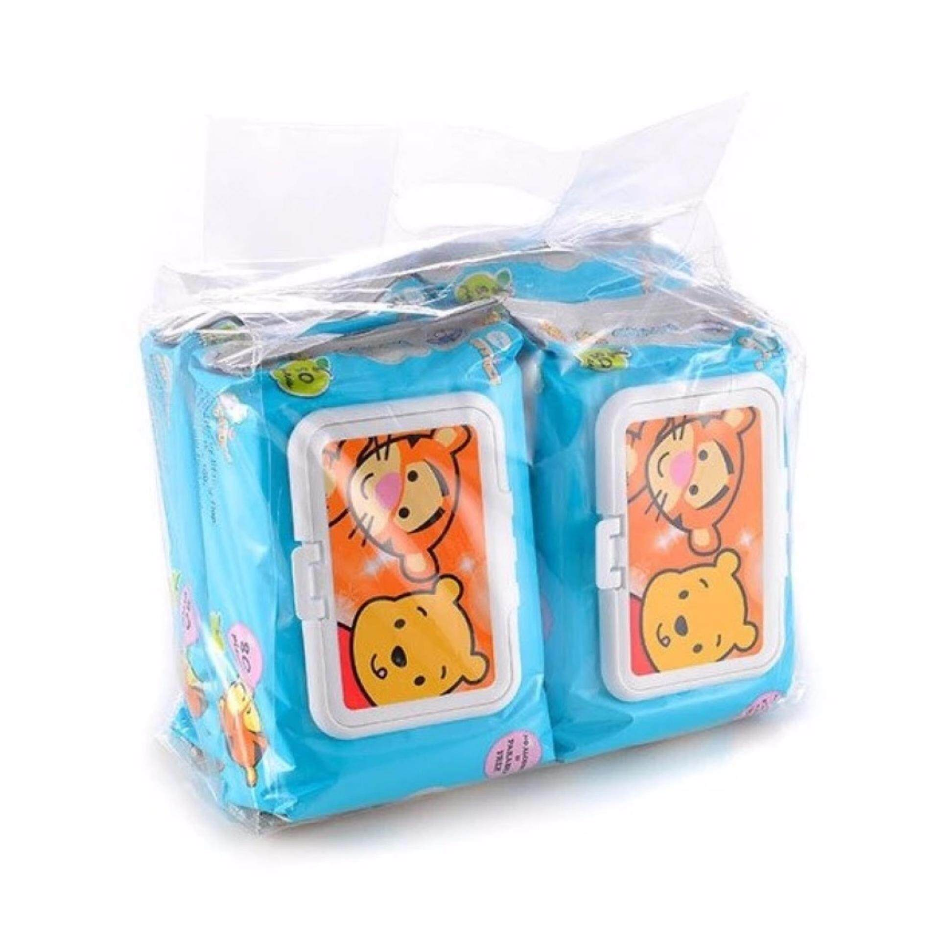 Disney Cuties Baby Wet Wipes 8 x 80's Bundle Deals