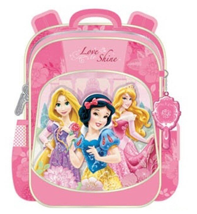 Disney Princess Girl's Pre School Bag