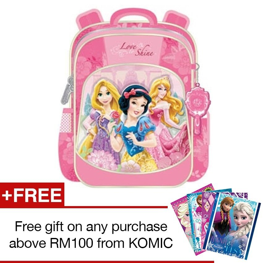 Disney Princess Girl\'s Pre School Bag