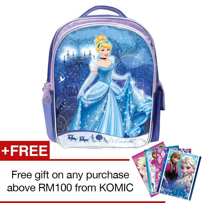 Disney Princess Pre School Bag - Cinderella