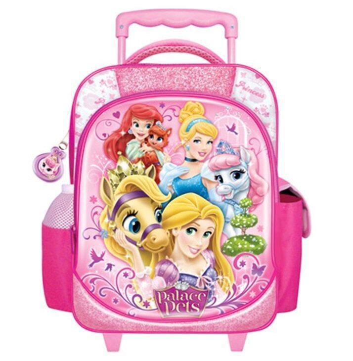 Disney Princess Pre School Trolley Bag