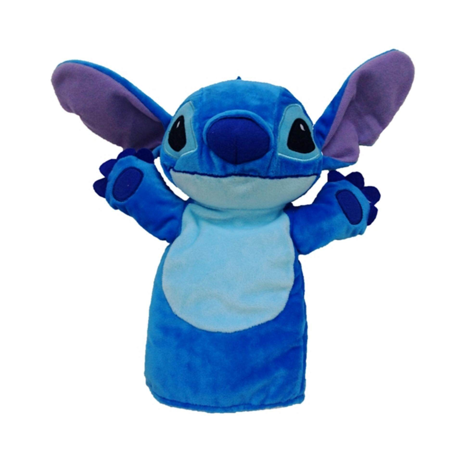 Disney Stitch Hand Puppet Toy - Blue Colour baby toys