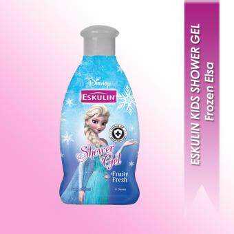 Eskulin Kids Shower Gel - Frozen Elsa